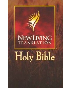 Holy Bible New Living Translation - Biblia in limba engleza