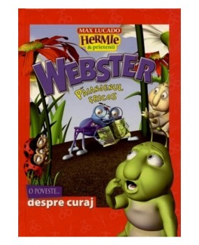 Hermie - Webster paianjenul fricos (seria Hermie)